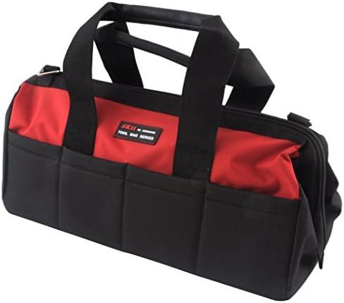 SK11 ツールバッグ ワイドオープン Lサイズ 幅約450mm STB-450