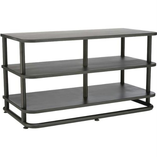 SANUS EFAV40-B1 Euro Foundations(TM) A/V Base with 3 Shelves (EFAV40-B1) by Sanus