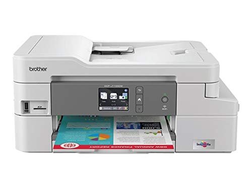 Brother DCP-J1100DW A4 Colour Multifunction Inkjet Printer All-In-Box