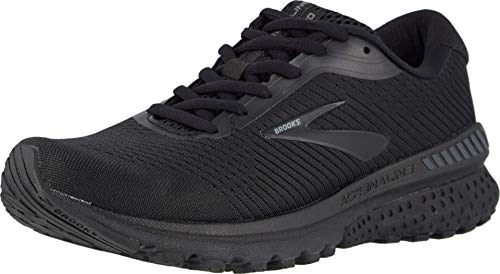 Brooks Adrenaline GTS 20 Black/Grey 6 D - Wide