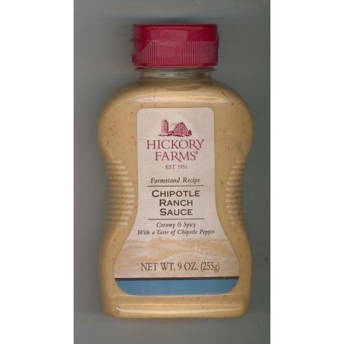 Chipotle Ranch - Hickory Farm Chipotle Ranch Sauce New, 9 oz