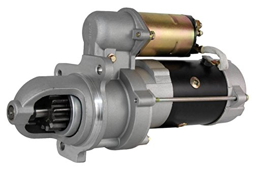 (NEW STARTER MOTOR FITS PERKINS ENGINE 4.108 4.154 DIESEL 10465048 1113279 1113280)