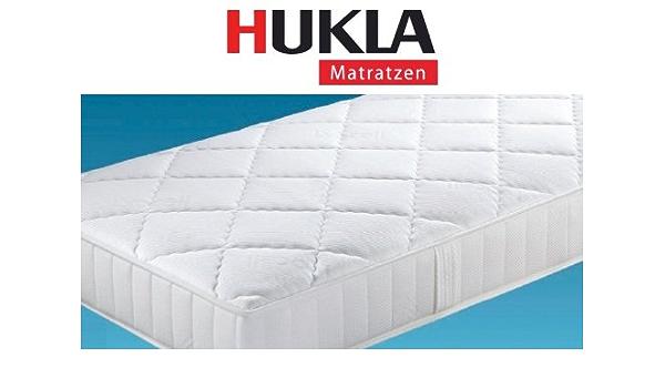 Savoy Hukla 7-zonas-doble-bolsillo surgido-colchón de espuma ...