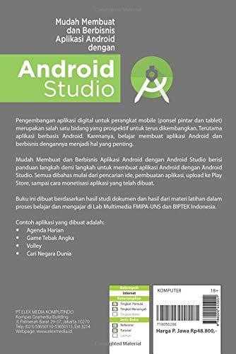 Mudah Membuat Dan Berbisnis Aplikasi Android Dengan Android Studio