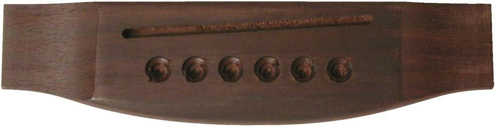 ゴールデンゲートf-2802 MartinスタイルShapedブリッジ – エボニー GR1017R  Indian Rosewood B007Q0C370