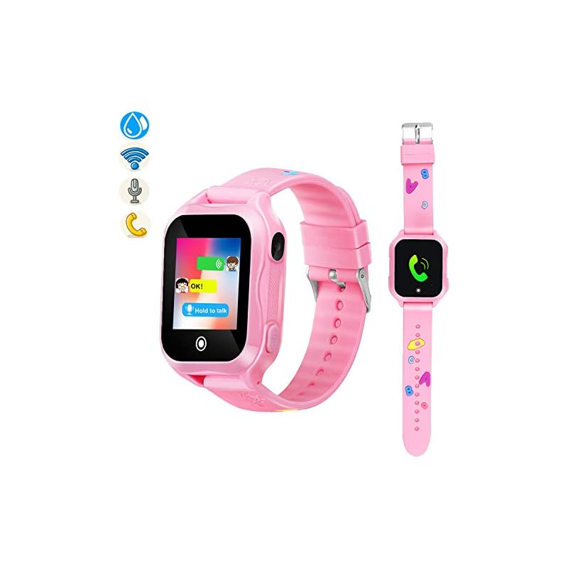 Kids Phone Smart Watch, GPS Tracker Smar
