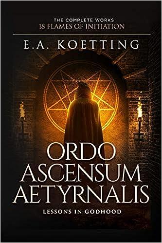 Amazon com: Ordo Ascensum Aetyrnalis: 18 Flames of