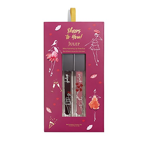 Julep Sheers To You Ultra-hydrating Lip Gloss Gift Set
