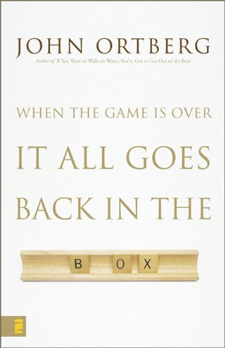 When the Game Is Over, It All Goes Back in the Box ebook
