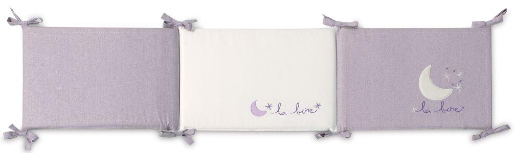 Nestchen 60–70–80Die Lune weiß und lila