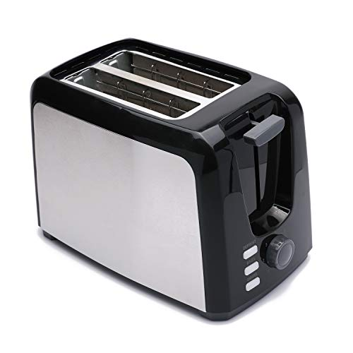 Premium Toaster Maker | 7 toasting modes| Stainless steel | Short chord | Crumb tray | Automatic | Cancel button | Wide 2-slice compartment | Anti-overheat protection | Life time warranty | Defrost
