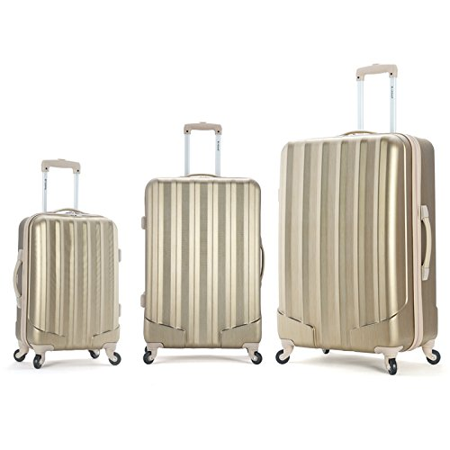 rockland-luggage-3-piece-metallic-upright-set-bronze-medium