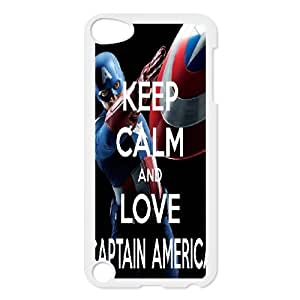 Marvel Hero Caption American series durable cases FOR Ipod Touch 5 HQV479672398