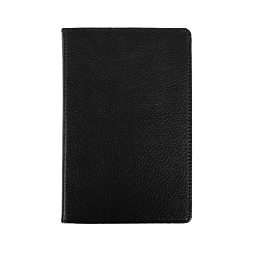 Elevin(TM)Fashion Magnetic Auto Sleep Leather Cover Case for 2016 PocketBook Touch HD 631+HD Screen Protective Film+TOUCH PEN (Black)