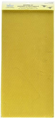 Yaley Beeswax Sheet Kits, Natural
