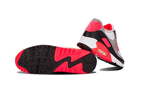 Nike Mens Air Max 90 Infrared Patch SP White Infrared Trainer