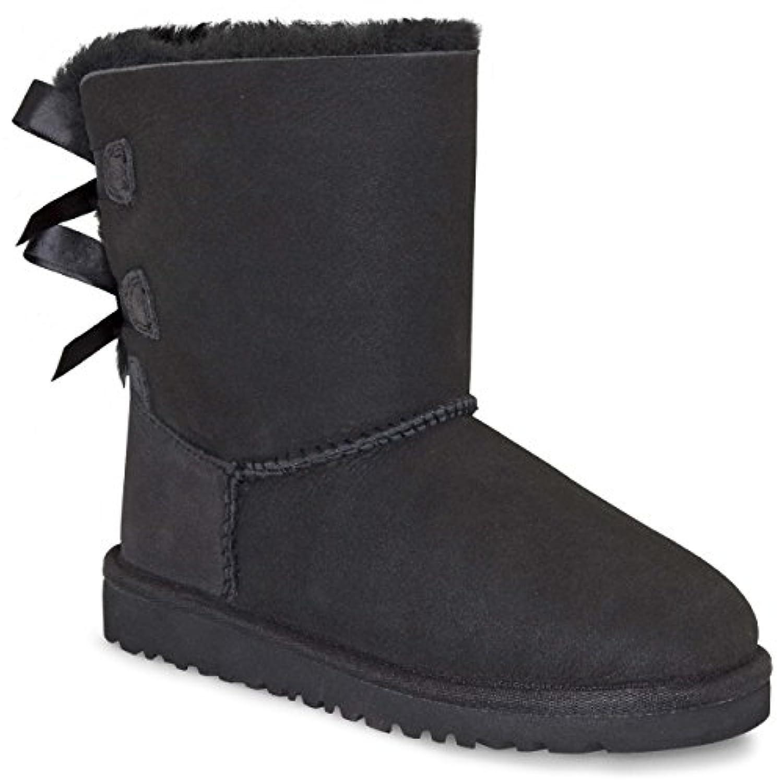 Ugg Bailey Bow, unisex child boots, brown (Chestnut), 5 UK Child (22.5 EU)