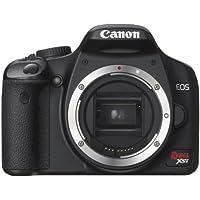 Canon Digital Rebel XSi 12.2 MP Digital SLR Camera (Black...