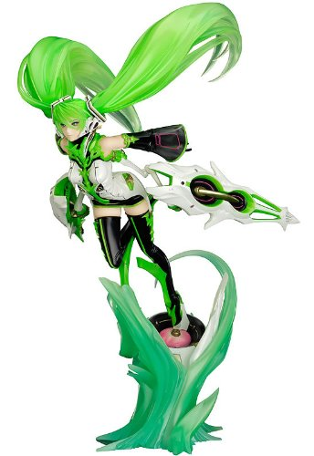 Max Factory Hatsune Miku PVC Figure (VN02 mix Version) Statue