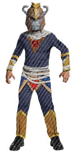 ThunderCats Animated, Mumm-Ra, Value Child Costume - Large