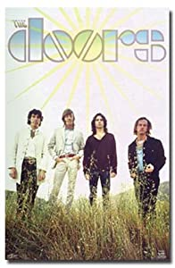 THE DOORS POSTER Waiting for the Sun - Jim Morrison : doors poster - Pezcame.Com