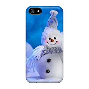 TpV20RSWm Williams6541 Snowman Cute Free Desktop And New Feeling Iphone 5/5s On Your Style Birthday Gift Cover Case