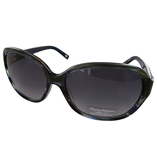 Tommy Bahama Gleam Weaver TB7042 Sunglasses Shiny 465 Frame Grey Lenses Size - Glasses Tommy