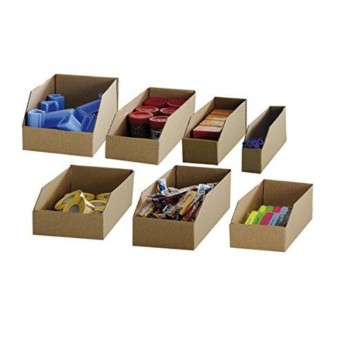 Propac z-boyl352011 caja troqueladas Avana a boca de lobo, 35 x 20 x 11 cm, paquete de 50: Amazon.es: Industria, empresas y ciencia