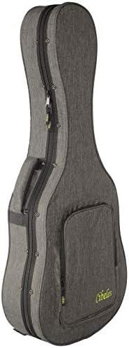 Estuche Guitarra Clásica Superior CIBELES, Foam, (Gris Antracita ...