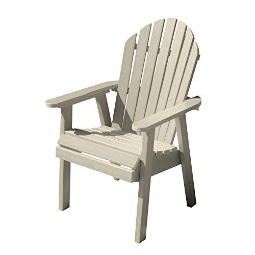 highwood Eco-Friendly Hamilton Deck Chair Whitewash