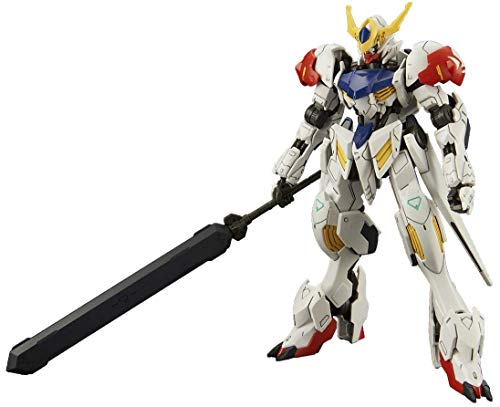 Bandai 5055446#21 Gundam Barbatos Lupus Hg IBO 1/144 Model Kit, from Gundam IBO