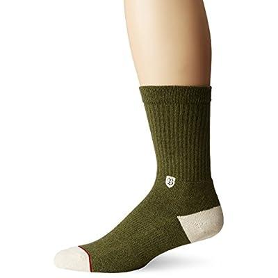 Cheap New Stance Men's X Brixton Surplus Sock Natural supplier