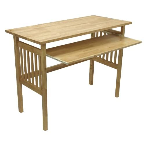 Winsome Wood Foldable Desk, Natural