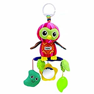 Lamaze Olivia The Owl Plush Stroller Toy