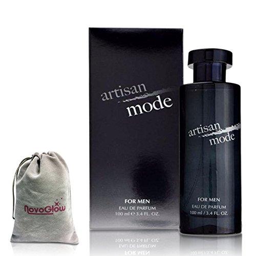 Artisan Mode Eau De Parfum for Men, 3.4 oz, Long Lasting Fragrance for Every ()