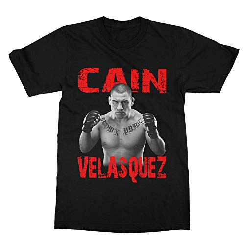Threadz Cain Velasquez T-Shirt (Men) Black
