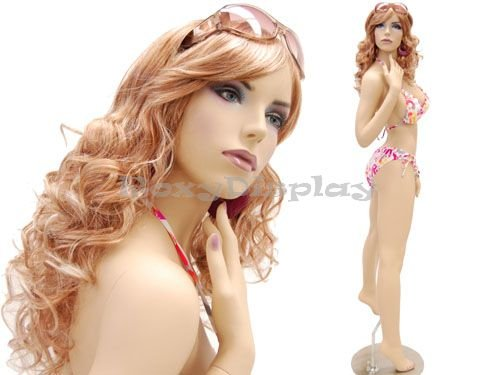 MD ACK2X ROXYDISPLAYTM Realistic Female Mannequin product image