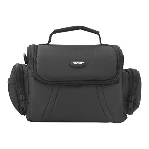 Vivitar Medium Gadget Bag-Polyester VIV-DC-49 by Vivitar