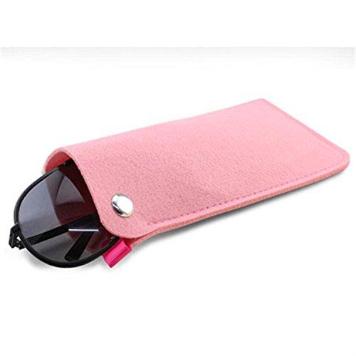 Red Box stockage Polaire Portable dressfan Case de Lunettes de Lunettes Box soleil Cadre Protector afqTOwg