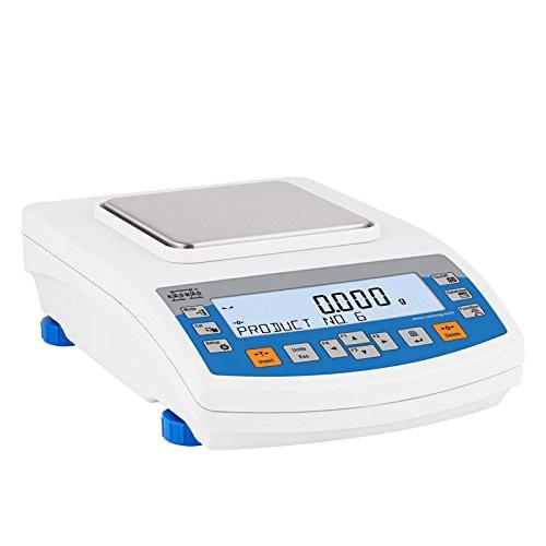 - Radwag PS 1000.R1 Precision Milligram Balance, 1000 g x 0.001 g