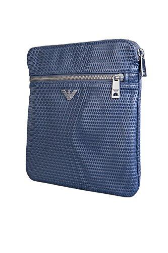 Armani Jeans - Bolso al hombro para hombre azul azul