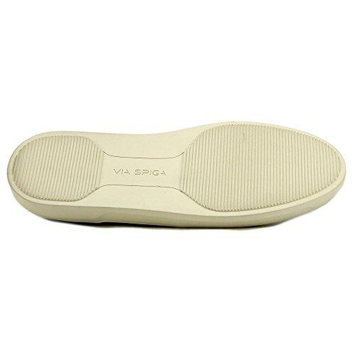Nappa Galea5 Spiga Silver Perf Metallic Fashion Sneaker Women's Via gw01xqSUq