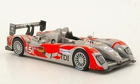 Amazoncom Audi R TDi No H Le Mans Model Car Ready - Audi r10