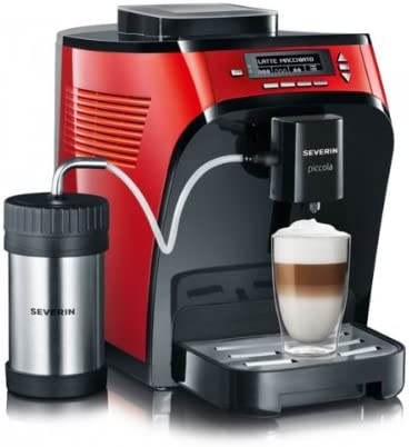 Severin PICCOLA Premium - Cafetera superautomática One Touch ...