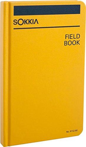 Sokkia Economy Field Book 8152-60