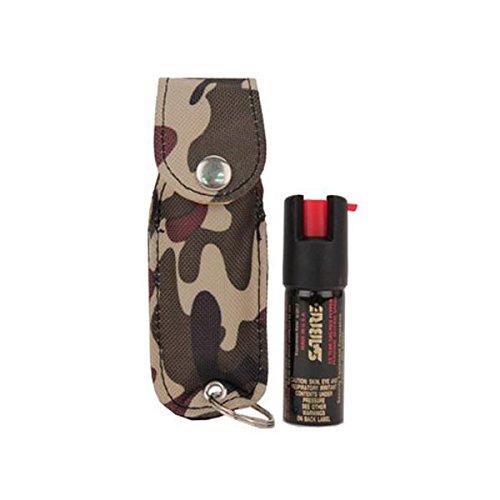 SABRE Red 2 Million SHU 1/2 oz. UV Dye Pepper Spray Camo