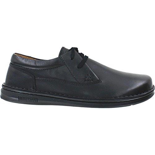 Birkenstock Men's Memphis Black Leather Shoe
