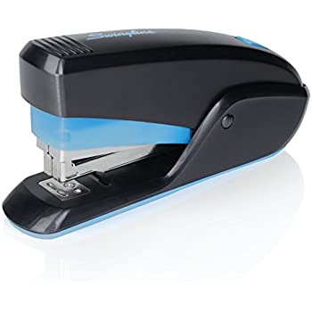 64525 Swingline Quick Touch Compact Stapler 15 Sheets Capacity