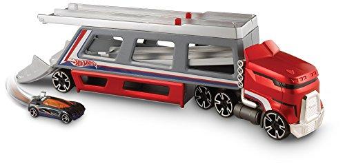 Hot Wheels Haul And Race Rig Vehicle