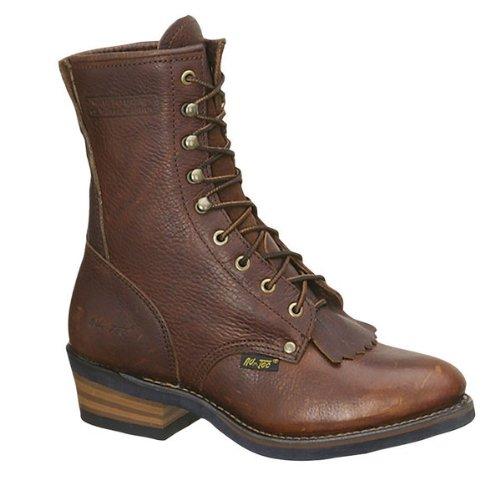 AdTec Men's 9 Inch Packer-M Boot, Chestnut 9 M US -